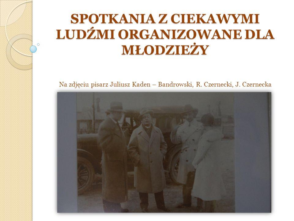 DOJRZEWANIE PEDAGOGICZNE Czas pracy z młodzieżą w Borysławiu stał się dla R.