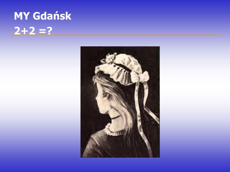MY Gdańsk 2+2 =