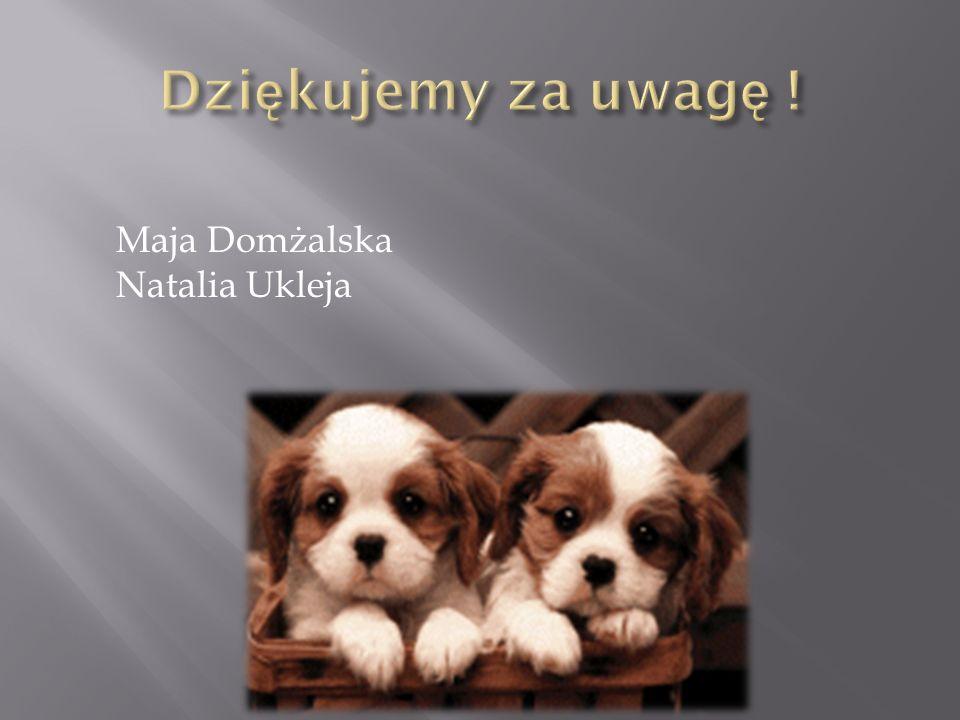 Maja Domżalska Natalia Ukleja