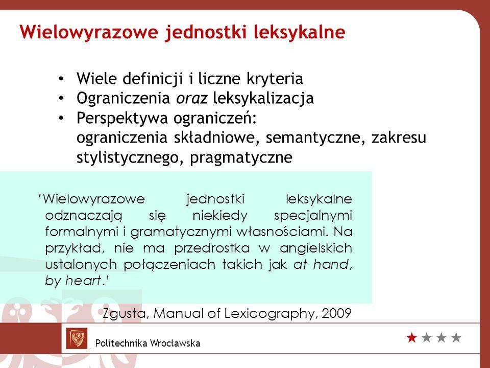 kappa kappa Cohena Politechnika Wrocławska 