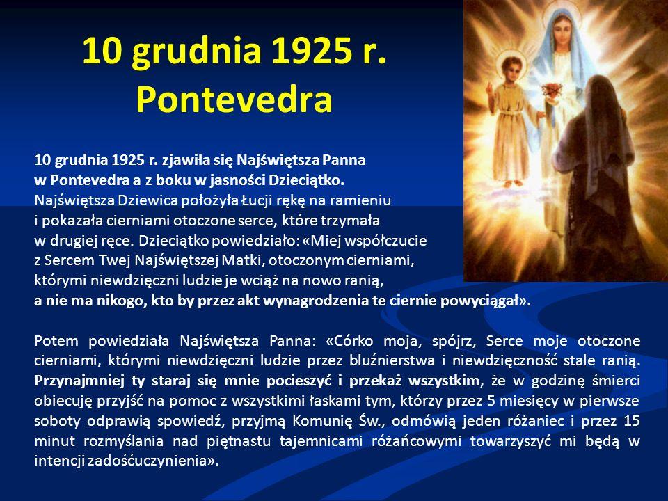10 grudnia 1925 r. Pontevedra 10 grudnia 1925 r.