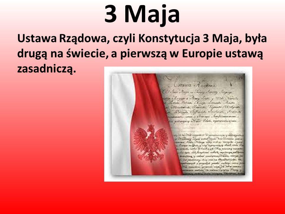 8 maja Dzień Zwycięstwa, który upamiętnia zakończenie II wojny światowej.