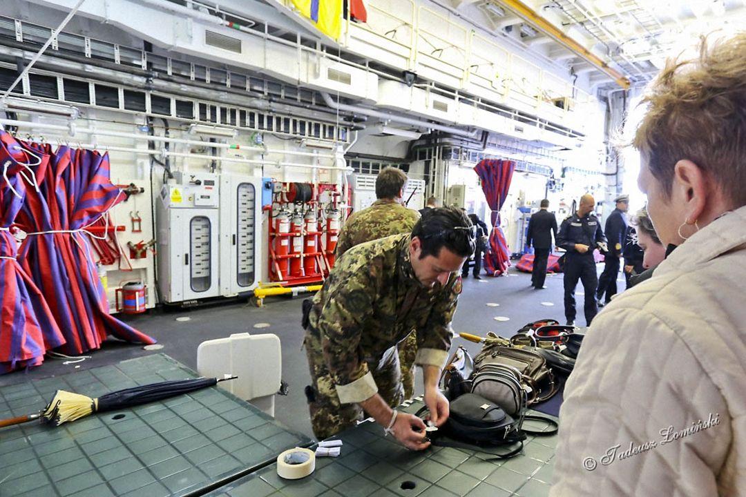 Ćwiczenia odbywały się w ramach NATO Response Force (NRF), tj.