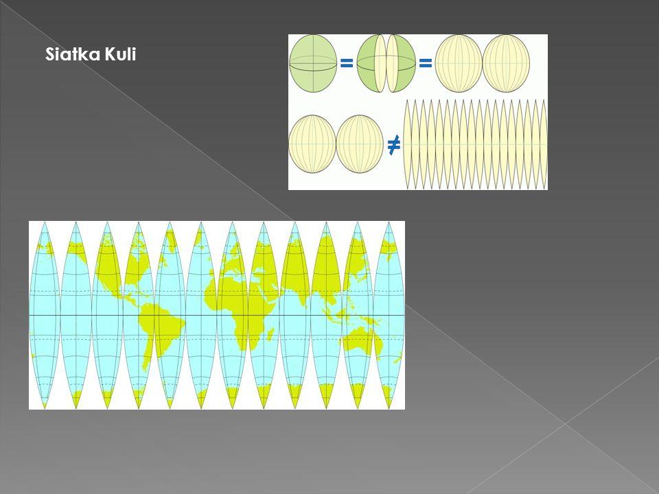 Koło powstaje przez obrót dowolnego koła wokół jego średnicy. Powierzchnię kuli nazywamy sferą. Wzór na pole kuli: Wzór na objętość kuli: