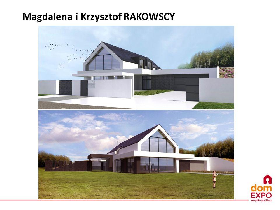 Magdalena i Krzysztof RAKOWSCY
