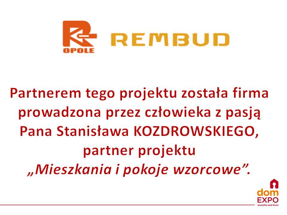 REMBUD to firma wywodząca się z Opolszczyzny i od początku związana z rynkiem budowlanym miasta Opola oraz jego okolic, REMBUD istnieje na rynku od 21 lat Sumaryczna ilość wybudowanych lokali mieszkalnych w zabudowie wielorodzinnej wynosi: 565 mieszkań