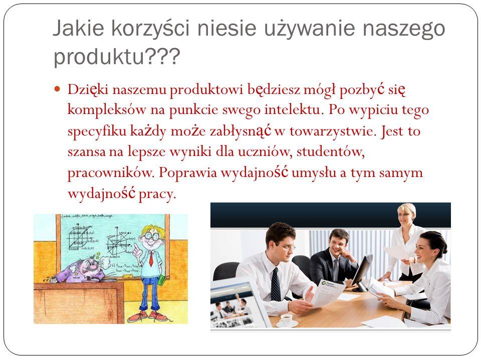 Jakie korzyści niesie używanie naszego produktu??.