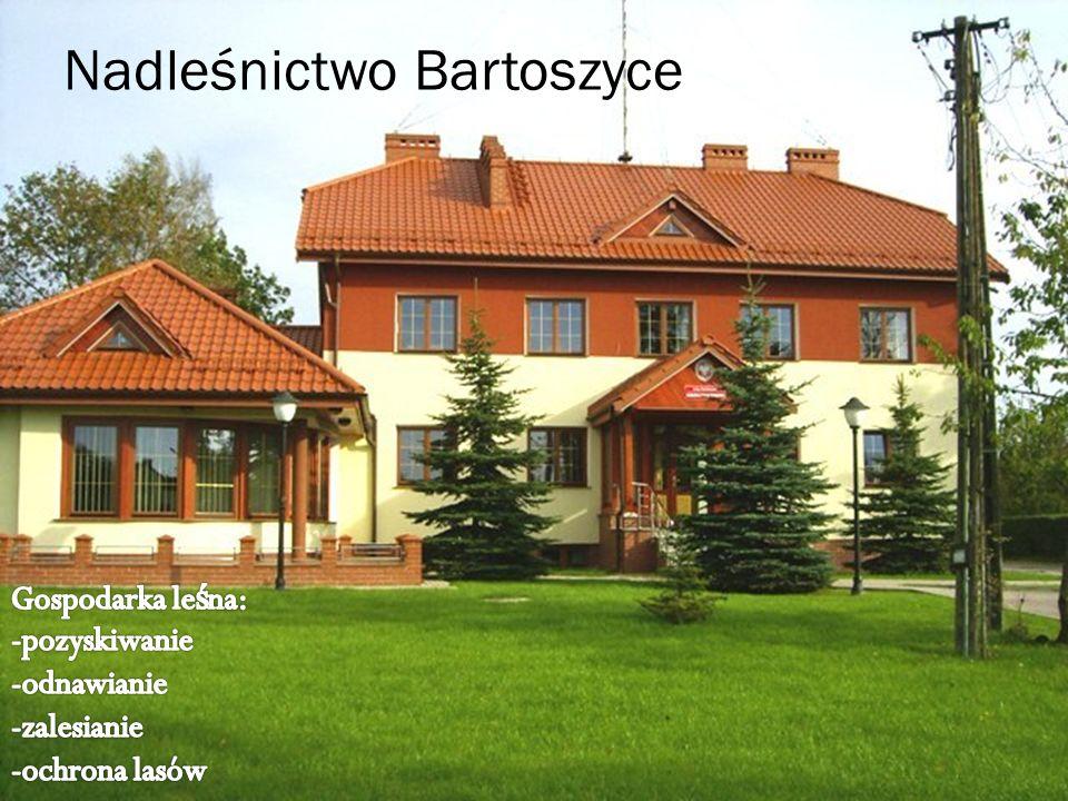 Nadleśnictwo Bartoszyce