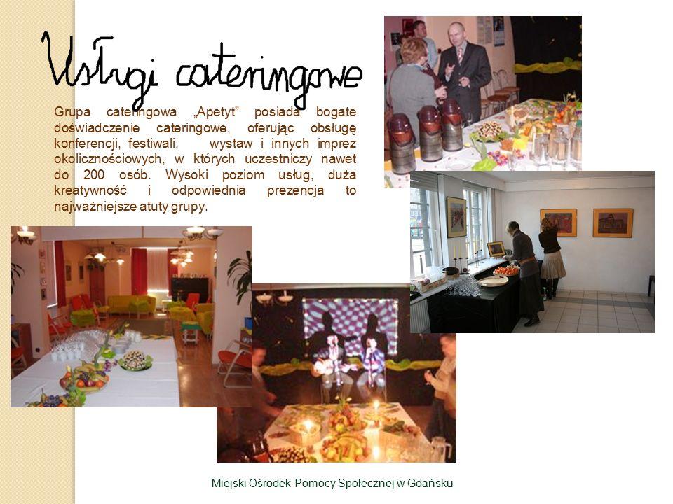 """Grupa cateringowa """"Apetyt posiada bogate doświadczenie cateringowe, oferując obsługę konferencji, festiwali, wystaw i innych imprez okolicznościowych, w których uczestniczy nawet do 200 osób."""
