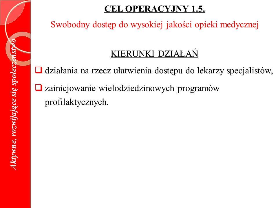 CEL OPERACYJNY 1.5.