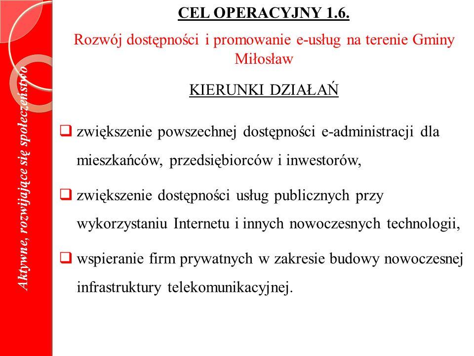 CEL OPERACYJNY 1.6.