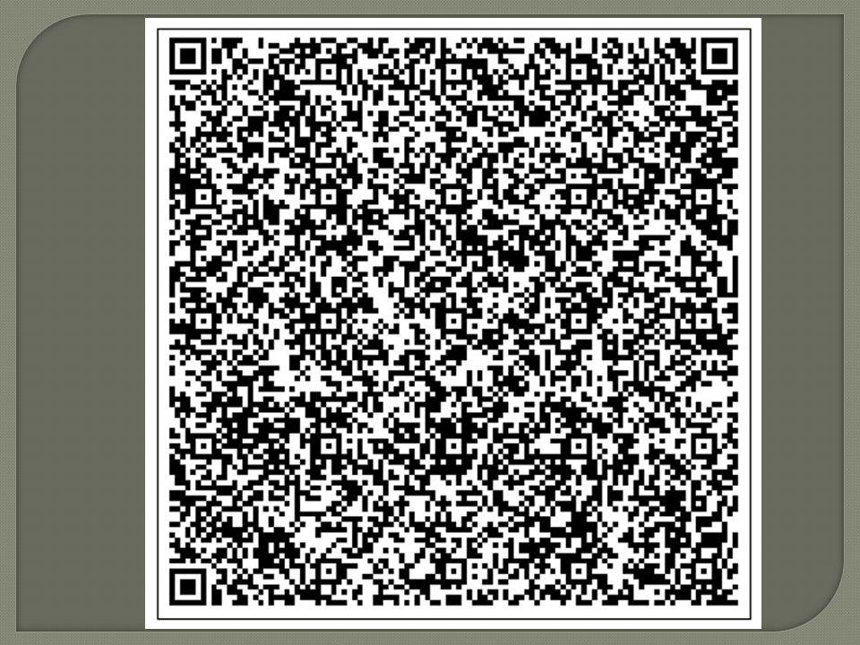  Dla porównania zwyk ł y kod kreskowy przechowuje zaledwie 13 cyfr.