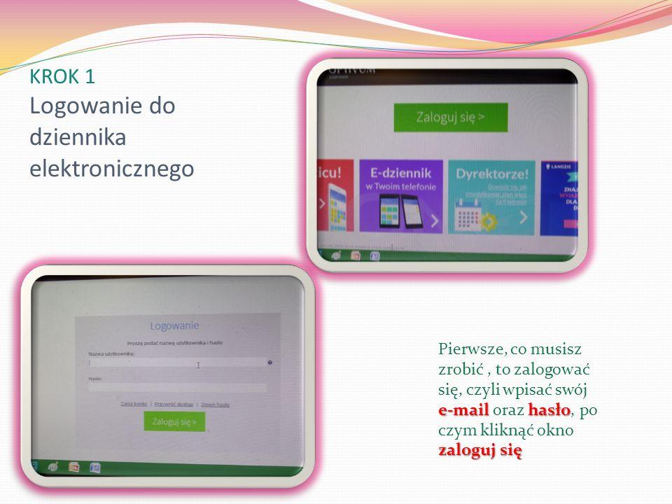 W prezentacji przedstawione zostaną możliwości i zalety korzystania z dziennika elektronicznego oraz instrukcja obsługi tego programu