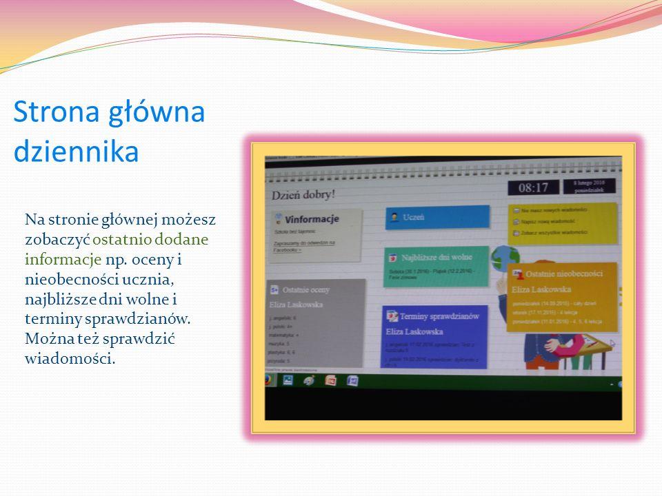 KROK 1 Logowanie do dziennika elektronicznego e-mail hasło zaloguj się Pierwsze, co musisz zrobić, to zalogować się, czyli wpisać swój e-mail oraz hasło, po czym kliknąć okno zaloguj się