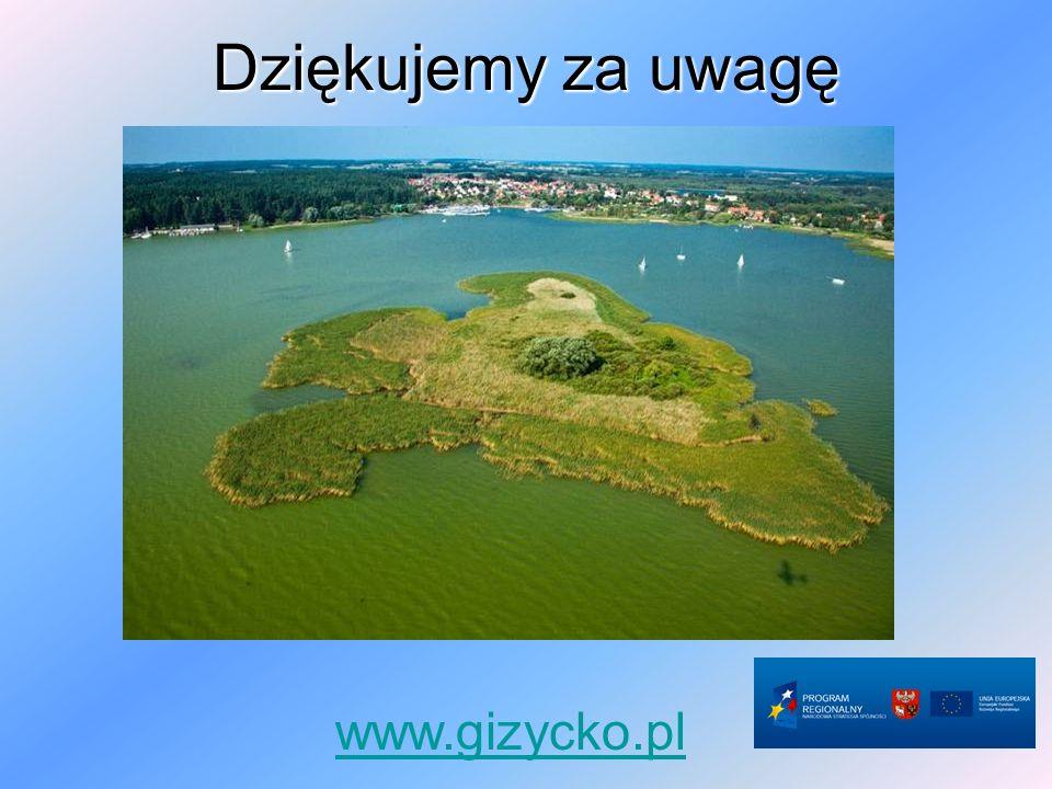 Dziękujemy za uwagę www.gizycko.pl