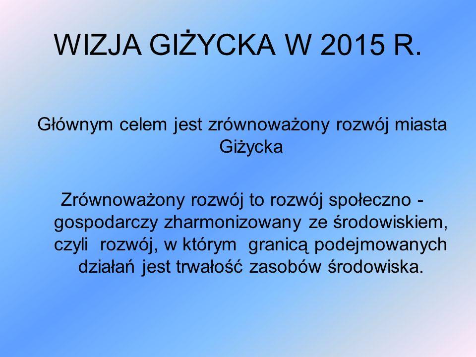 WIZJA GIŻYCKA W 2015 R.