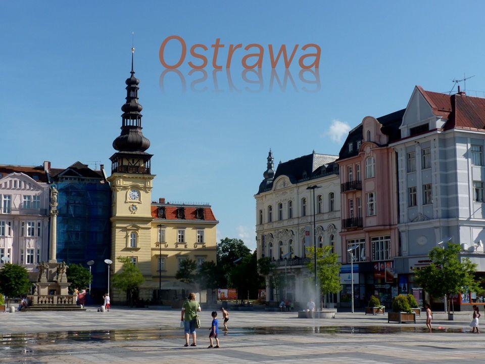 Miasto w Czechach na granicy Śląska Cieszyńskiego, Śląska Opawskiego i Moraw, u ujścia do Odry dwóch rzek: Opawy i Ostrawicy. Miasto leży przy północn