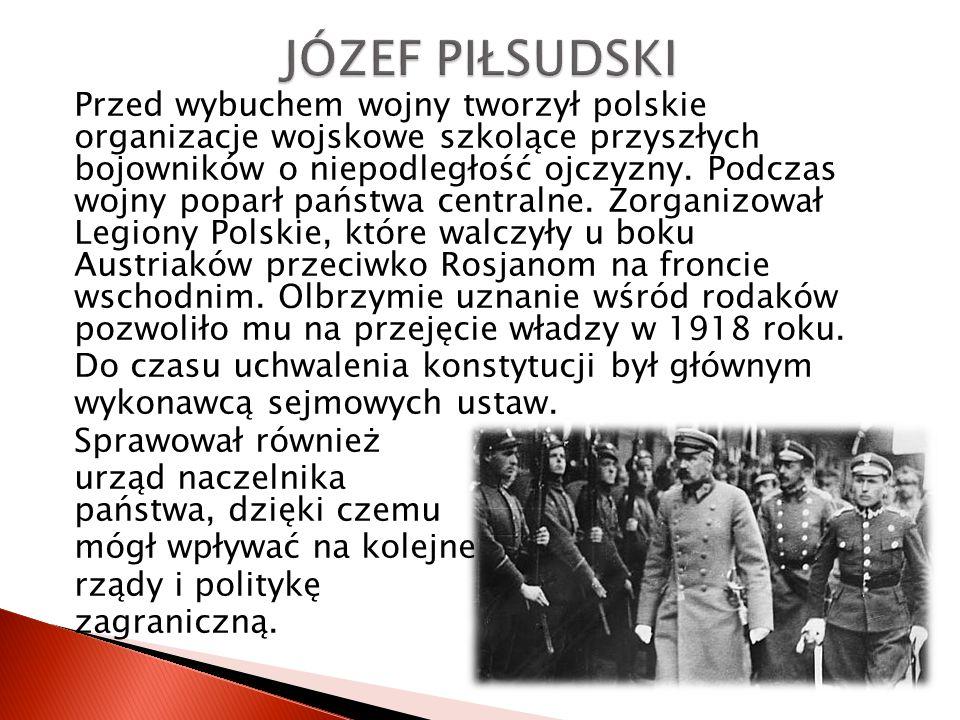 Przed wybuchem wojny tworzył polskie organizacje wojskowe szkolące przyszłych bojowników o niepodległość ojczyzny.