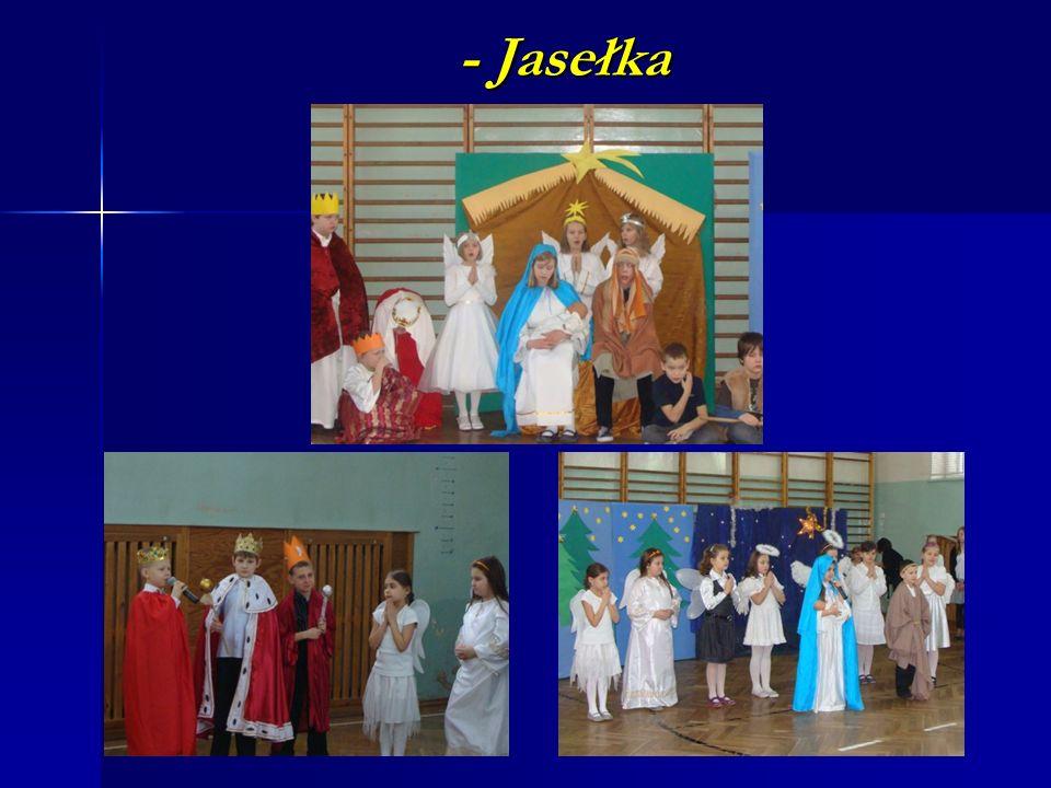 - Jasełka - Jasełka