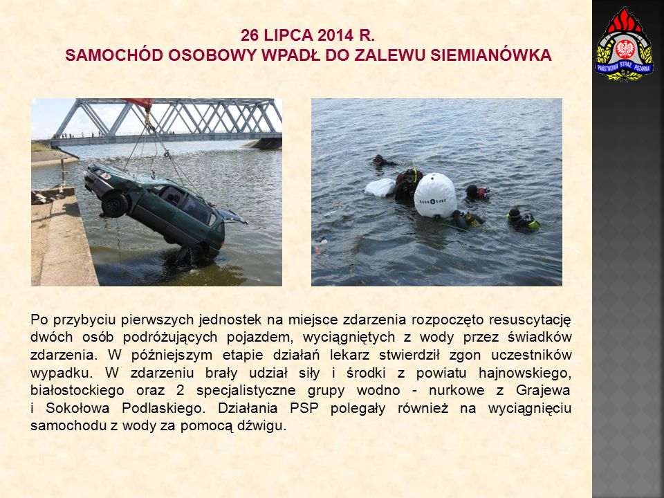 26 LIPCA 2014 R.
