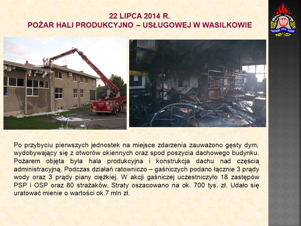 22 LIPCA 2014 R.