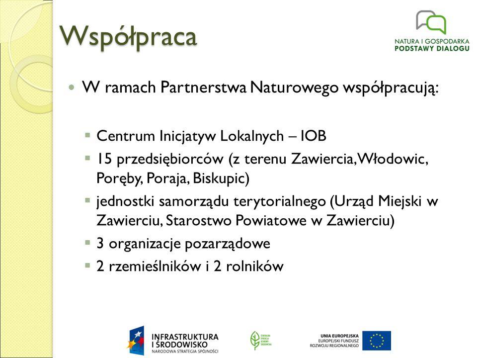 Obszar Natura 2000 objęty Partnerstwem Naturowym Ostoja Kroczycka (PLH 240032) Ostoja Środkowojurajska (PLH 240009)