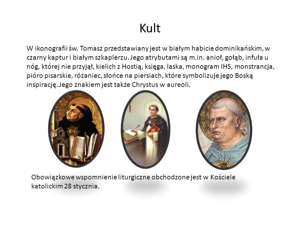 Kult W ikonografii św.