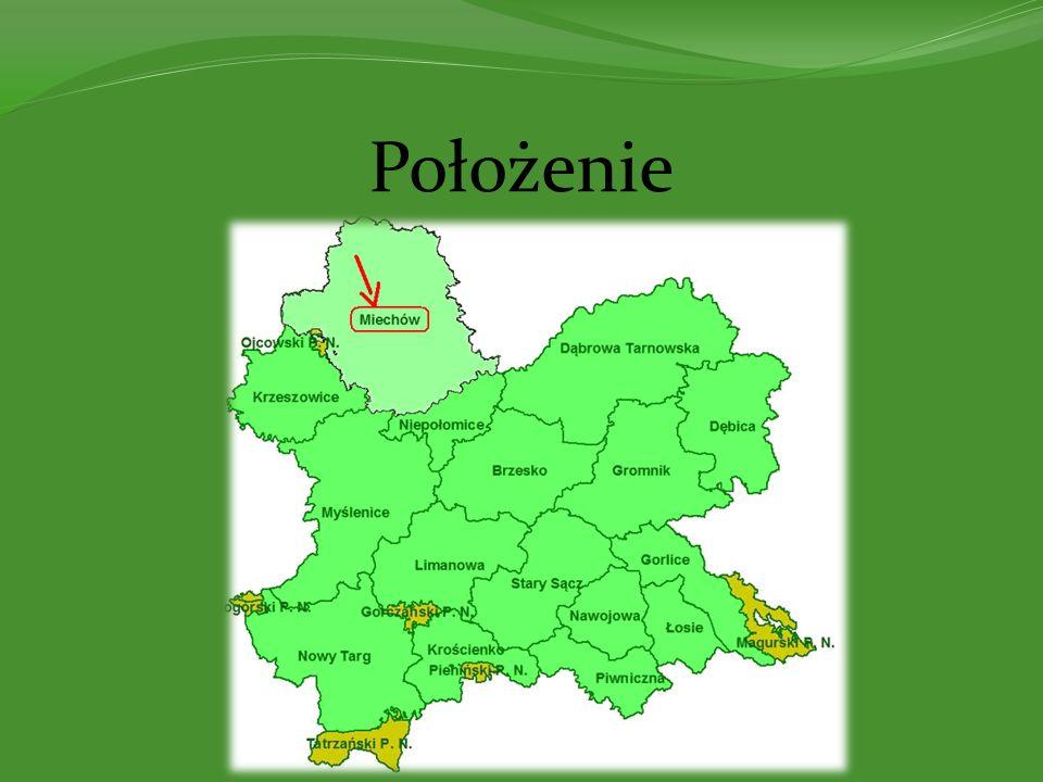 Początki Nadleśnictwa Leśnictwo Lasów Rządowych w Miechowie powstało w maju 1826roku.