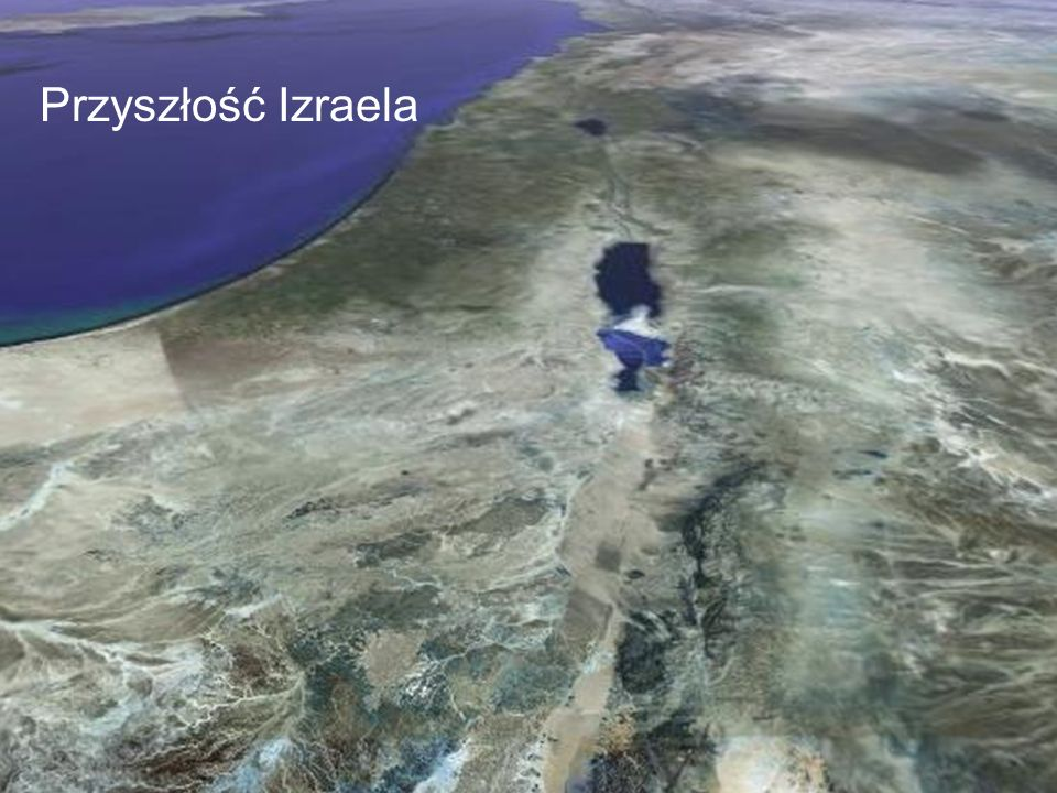 Przyszłość Izraela