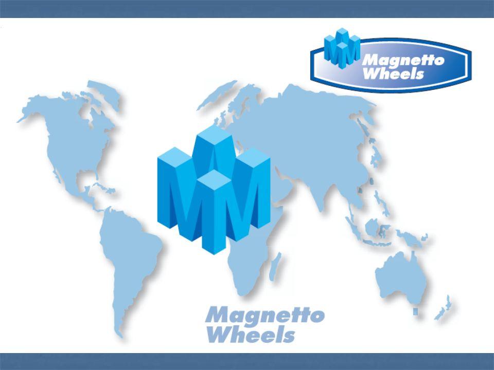 MAGNETTO Grupa Magnetto należy do najważniejszych grup przemysłowych w Europie: - obecna na 3 kontynentach, - 30 zakładów produkcyjnych, - łączny obrót: 1,6 bilionów Euro, - 7000 pracowników.