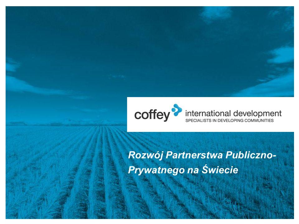 Rozwój Partnerstwa Publiczno- Prywatnego na Świecie