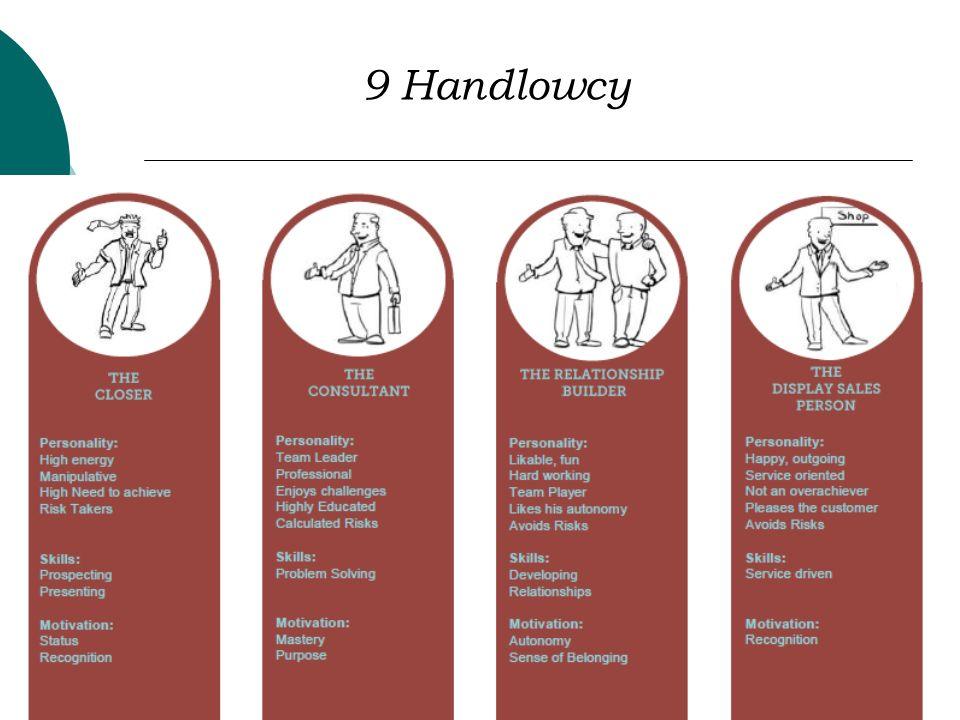 9 Handlowcy
