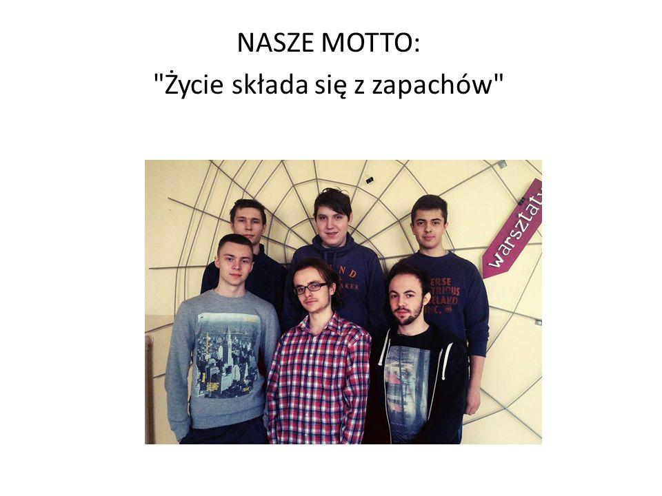 NASZE MOTTO: