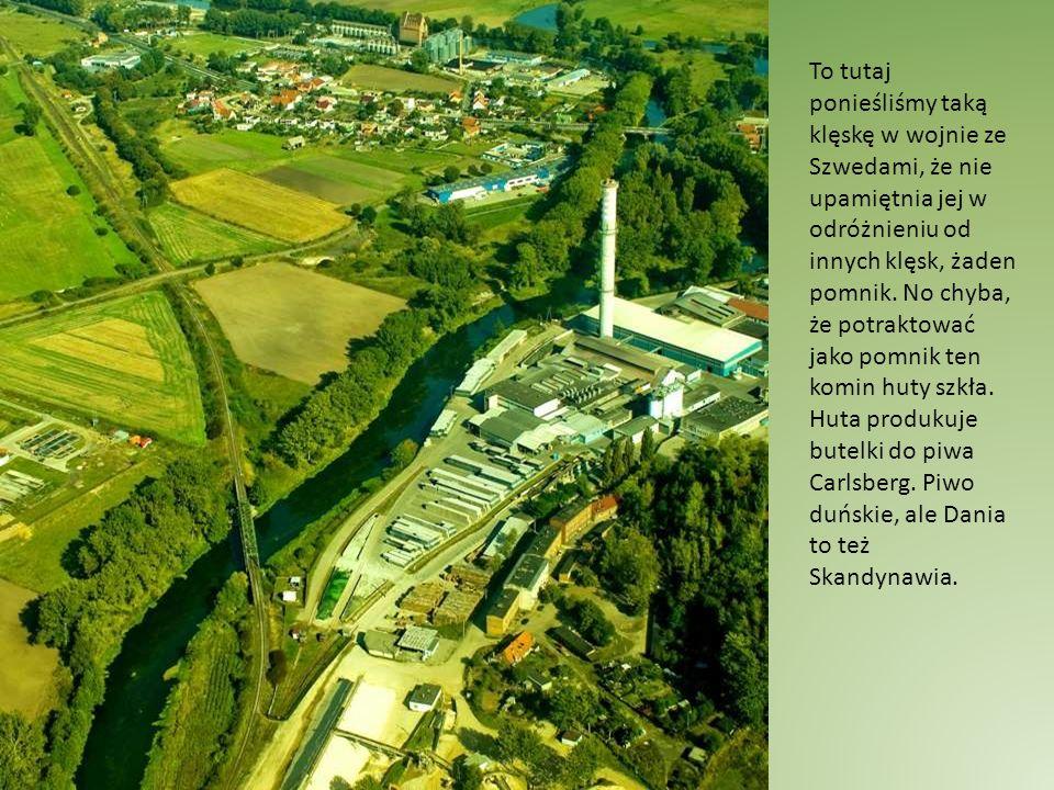 Pociąg z Krzyża do Poznania.