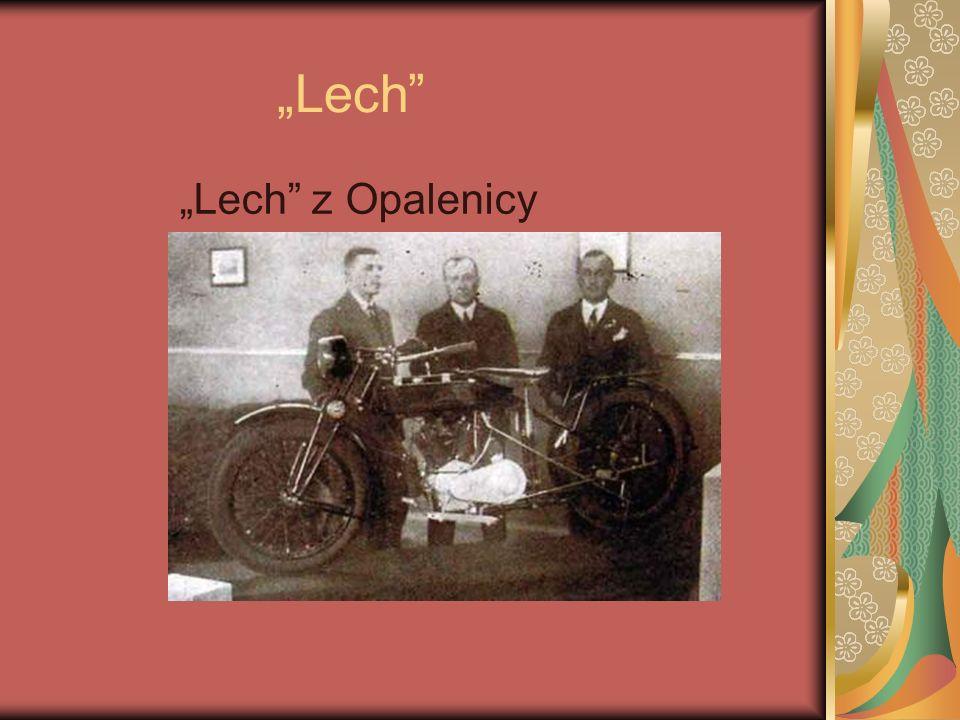 """Lech ""Lech z Opalenicy"