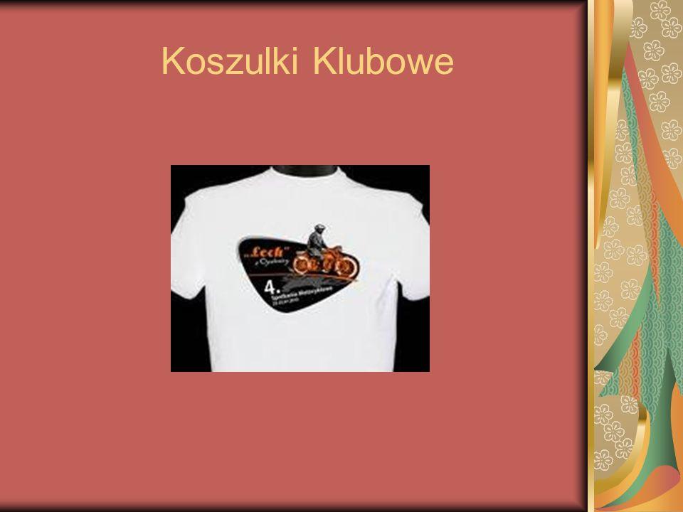 Koszulki Klubowe