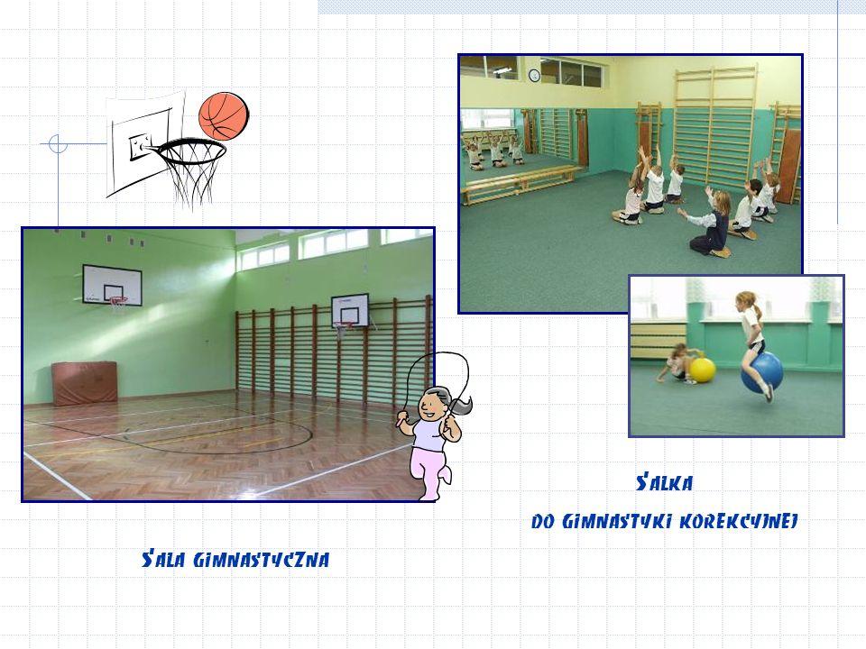 Sala gimnastyczna Salka do gimnastyki korekcyjnej