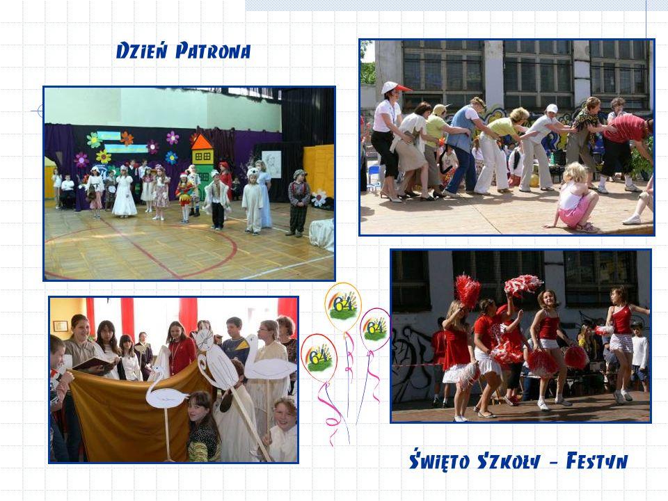 Dzień Patrona Święto Szkoły - Festyn