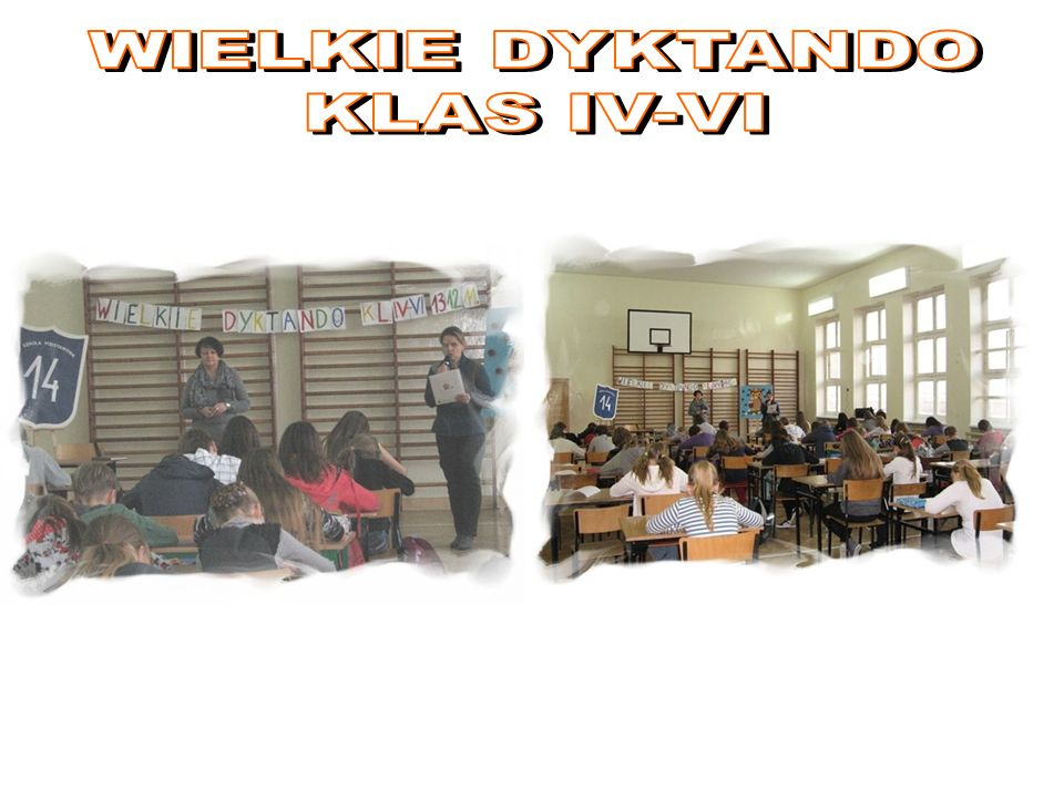 Podczas turnieju klas uczniowie mogą sprawdzić swoją widzę w konkursie wiedzy filmowej.