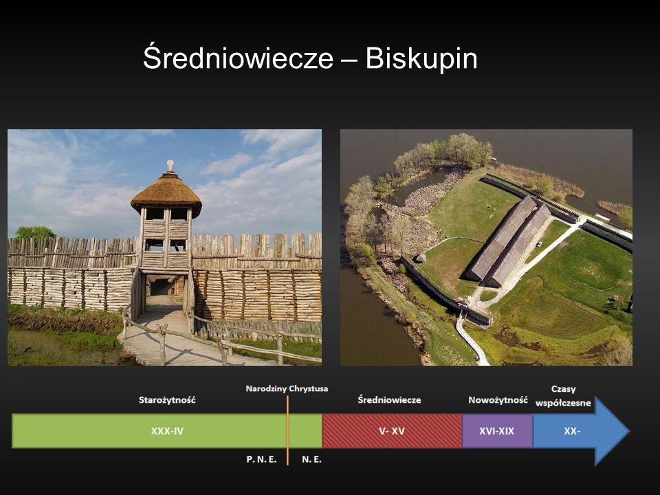 Średniowiecze – Biskupin
