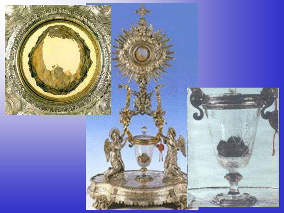 Sienna, Włochy O tym, że do konsekrowanej Hostii należy się odnosić z czcią, przekonał się niegdyś pewien ksiądz z włoskiego miasta Siena.