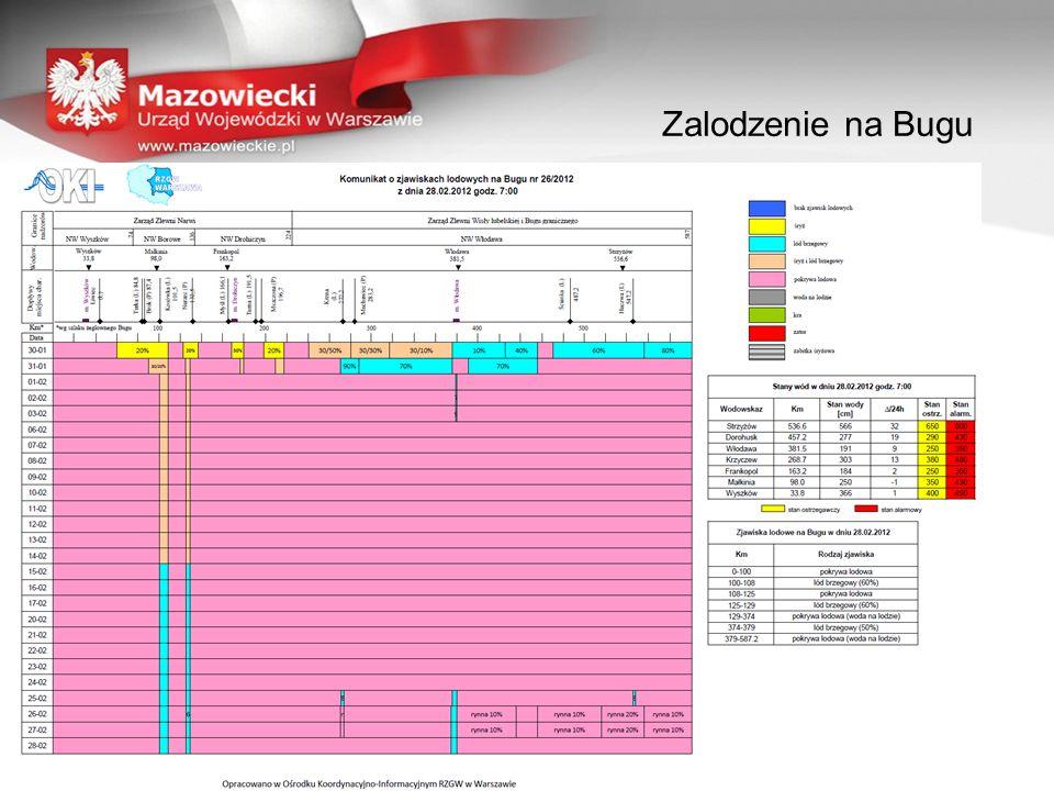 POMOC I USUWANIE SKUTKÓW POWODZI Do 30 kwietnia 2011 r.
