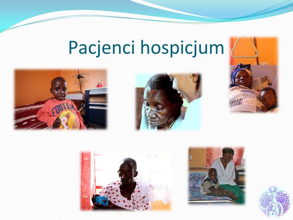 Pacjenci hospicjum