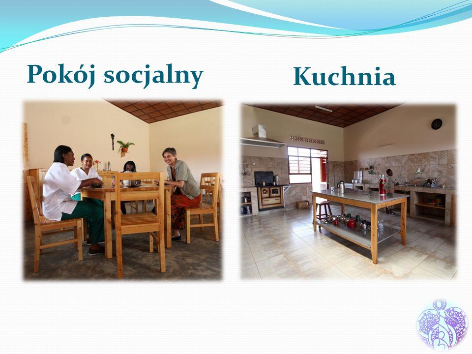 Pokój socjalny Kuchnia