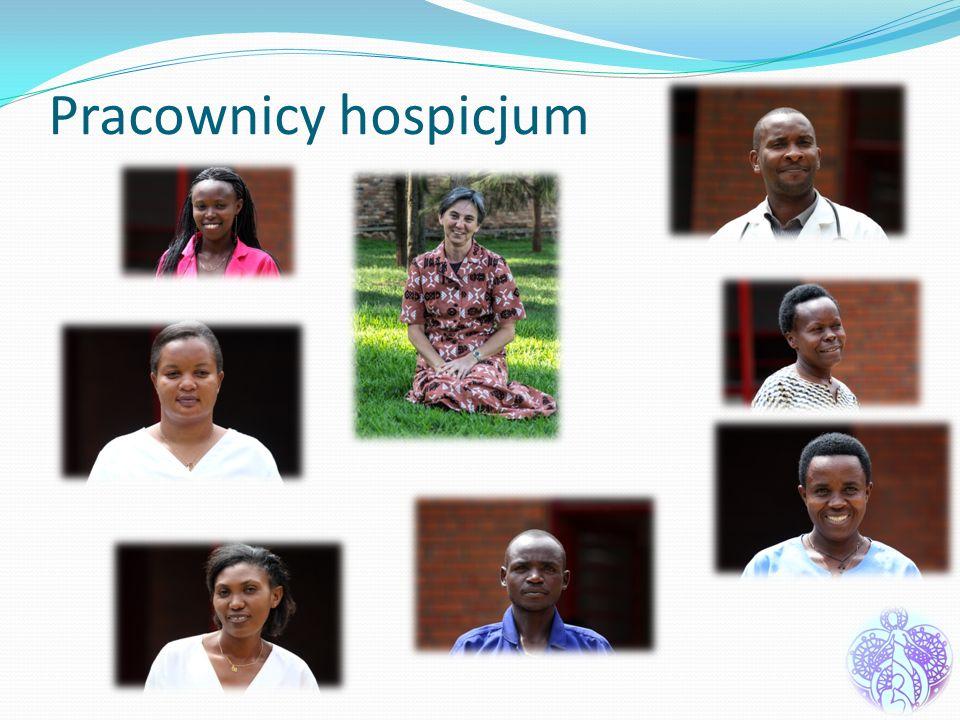 Pracownicy hospicjum