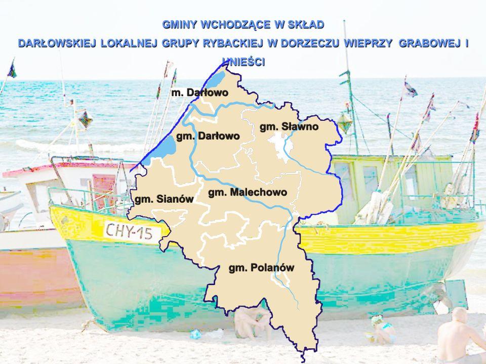 Miasto Darłowo liczba mieszkańców 14 184