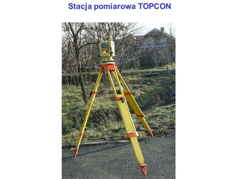 Stacja pomiarowa TOPCON