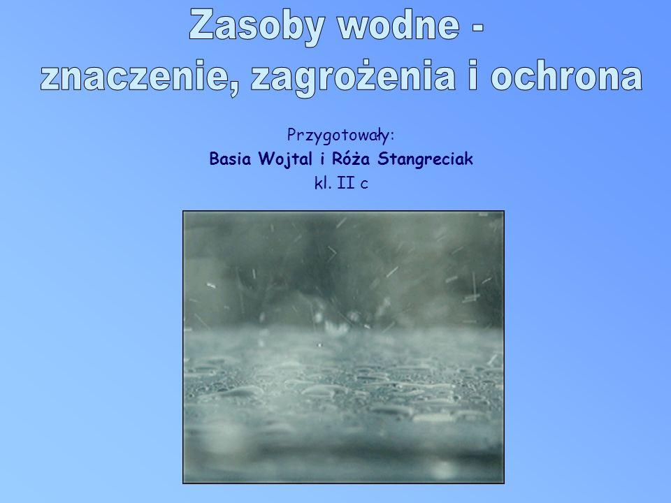 Przygotowały: Basia Wojtal i Róża Stangreciak kl. II c