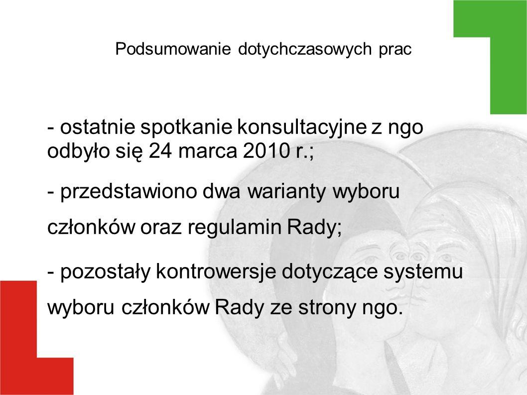 Gdańsk 18 osób: - 2 przedstawicieli Rady Miasta; - 7 przedstawicieli Prezydenta Miasta; - 9 przedstawicieli organizacji pozarządowych wskazanych przez Gdańską Radę Organizacji Pozarządowych.