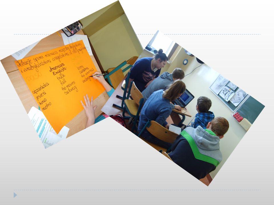 Semestr II W drugim półroczu nauczyciele ponownie musieli wybrać ścieżkę edukacyjną i tak: p.